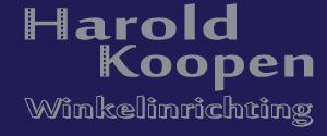Harold Koopen Winkelinrichting