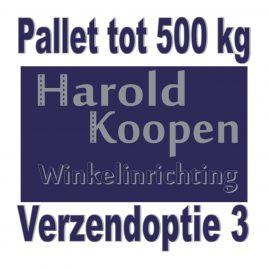 Pallet tot 500 kg